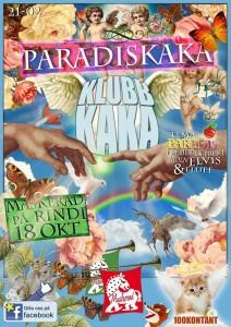 Klubb Kaka affisch